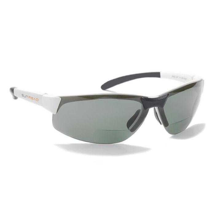 Sunread Sport - Bifokala Solglasögon - Vit model
